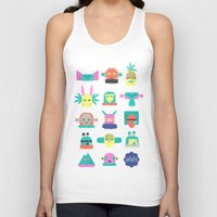 Assembly of Spirits  Unisex Tank Top