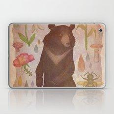 Asian Black Bear Laptop & iPad Skin