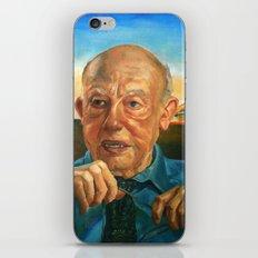 W.V.O. Quine iPhone & iPod Skin