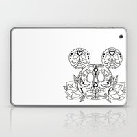Mickey Sugar Skull Laptop & iPad Skin