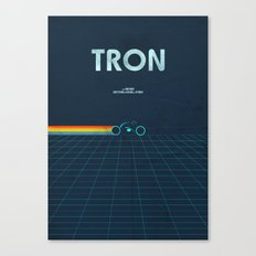 A MOVIE POSTER A DAY: TR… Canvas Print