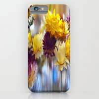 Straw flowers iPhone 6 Slim Case