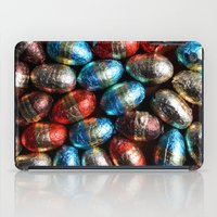 Easter Eggs iPad Case