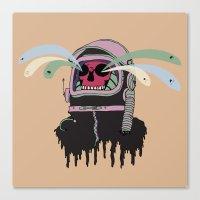Dead Space: The Spirits … Canvas Print