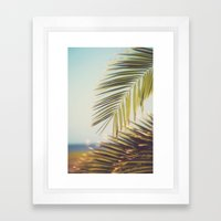 Island Time Framed Art Print