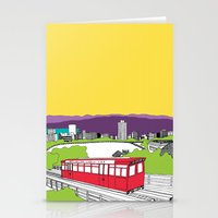 Wellington, New Zealand Stationery Cards