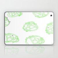 Green Is Big! Laptop & iPad Skin