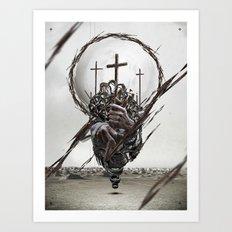 Crusader Art Print