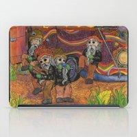 Doom Party iPad Case