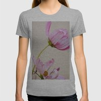 Cosmos Womens Fitted Tee Athletic Grey SMALL