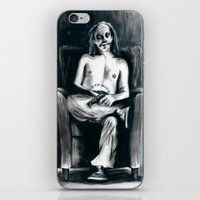 The Clown Who Wasn't Funny iPhone & iPod Skin