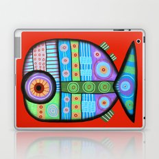 Fish which ate ship Laptop & iPad Skin