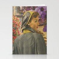 Perfume Garden Stationery Cards