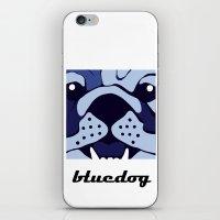 Bluedog iPhone & iPod Skin