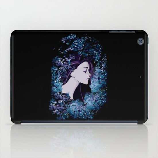 The Colorful Unknown iPad Case