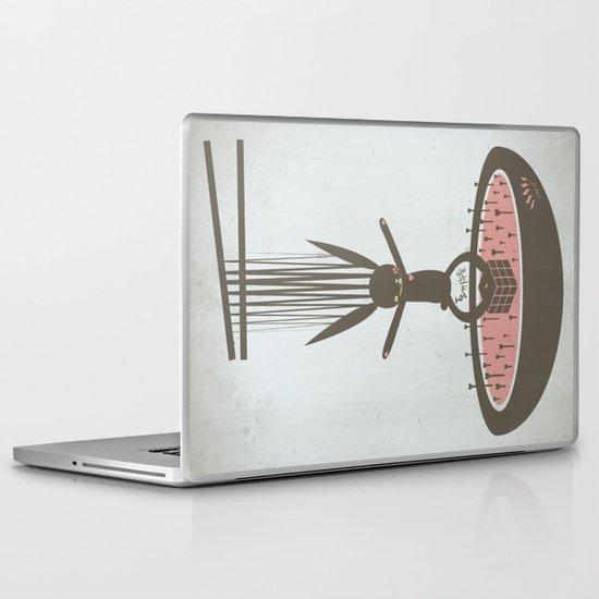 사춘기: 토끼누들 [PUBERTY: TOKKI NOODLE] Laptop & iPad Skin