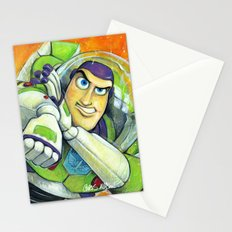 BUZZ: SPACE RANGER Stationery Cards