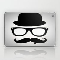 Gentleman Laptop & iPad Skin