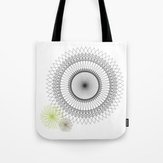 Modern Spiro Art #2 Tote Bag