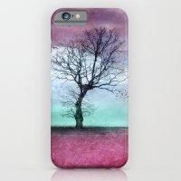 ATMOSPHERIC TREE - Winte… iPhone 6 Slim Case