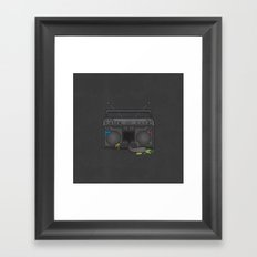 Gloombox Framed Art Print