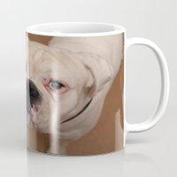 My Dog Konstantin Mug