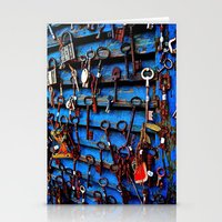 Unlock Me Stationery Cards