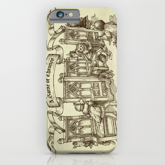 A Game of Thrones iPhone & iPod Case