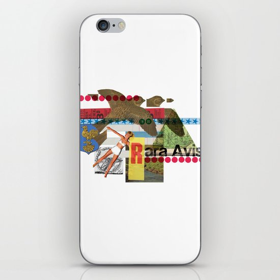 Rara Avis iPhone & iPod Skin