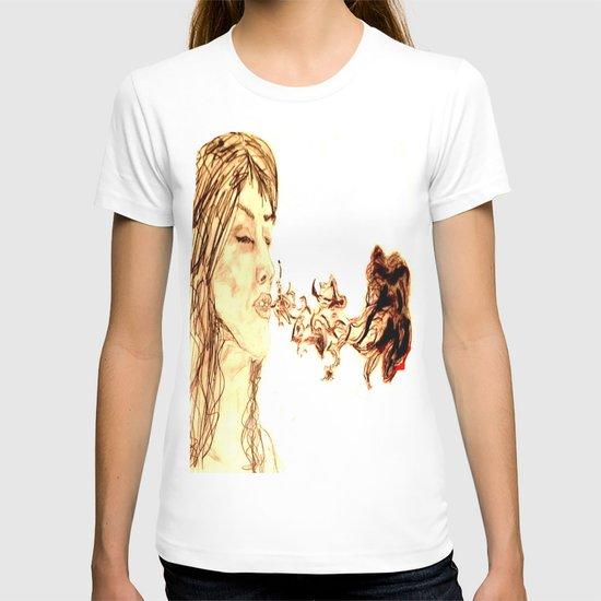 Purple Smoke T-shirt