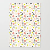 Lovely Party Canvas Print