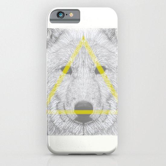 WOLF III iPhone & iPod Case
