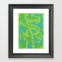 Abstract 151 Framed Art Print