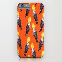 Cockatiel iPhone 6 Slim Case