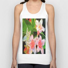 Colorful Characters Unisex Tank Top