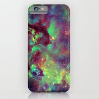 iPhone & iPod Case featuring Seahorse Nebula by Starstuff