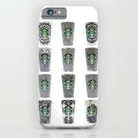 Downtown Doodler Grande … iPhone 6 Slim Case