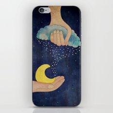 Handmade Night iPhone & iPod Skin