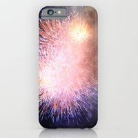 Fireworks in the Sky iPhone 6 Slim Case