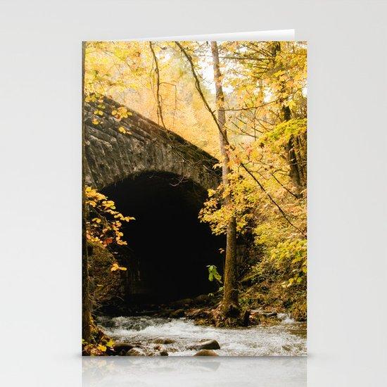 Stone Bridge Stationery Card