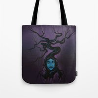 Tree Of Mind  Tote Bag
