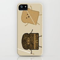 iPhone 5s & iPhone 5 Cases featuring Slice! by Teo Zirinis