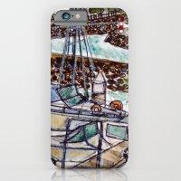 The Harbour 2, Figueira Da Foz, Portugal iPhone 6 Slim Case