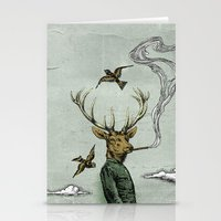Cavalry Stationery Cards