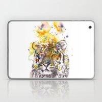 Portrait Of A Tiger Pain… Laptop & iPad Skin
