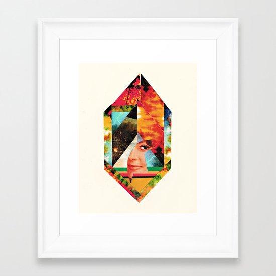 I'm New Here (2) Framed Art Print