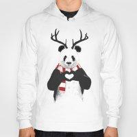 Xmas panda Hoody
