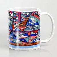 Tribal Texture Mug