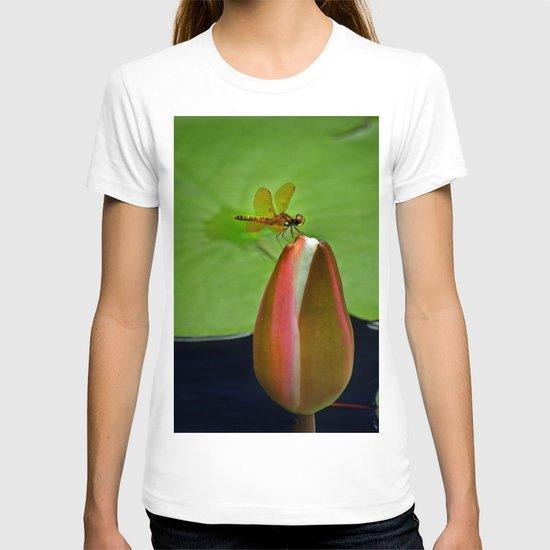 Lily Pond Amberwing T-shirt