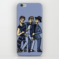 File 033. Blue Brothers iPhone & iPod Skin